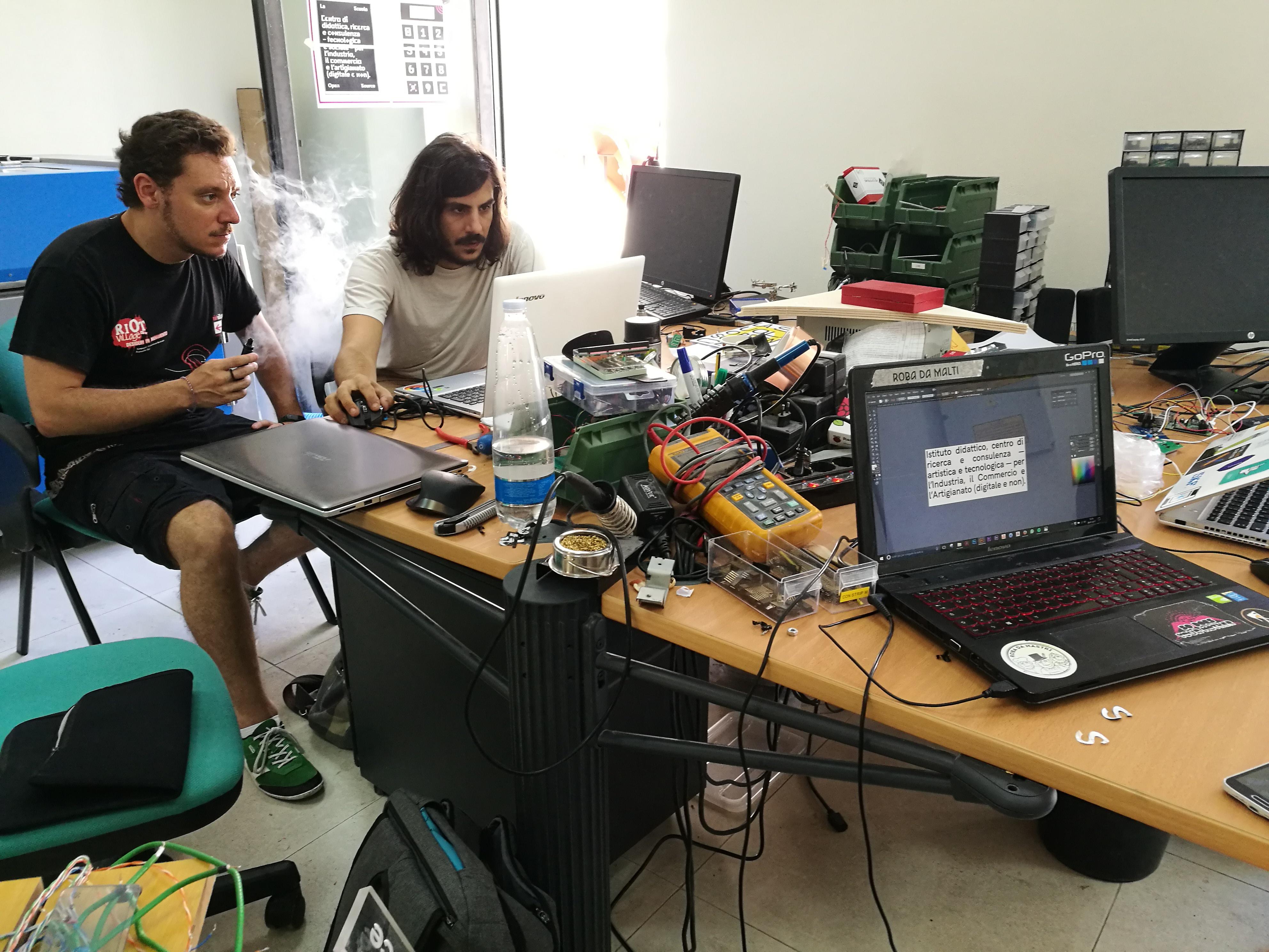 XYZ2017 / GIORNO 6: TIC… TAAAC!
