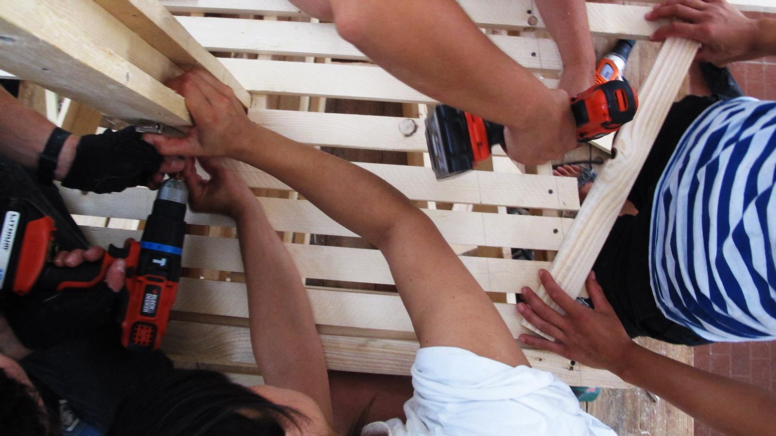 Intervista a Rossella Tricarico — Manifatture Knos (Lecce)