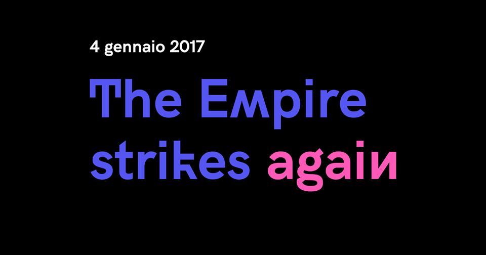 The Empire Strikes Again